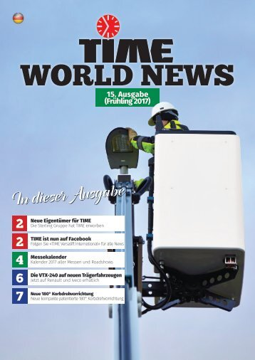 TIME World News (Ausgabe 15)