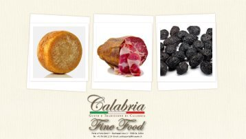 Calabria Fine Food