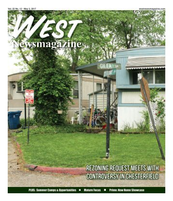 West Newsmagazine 5-3-17