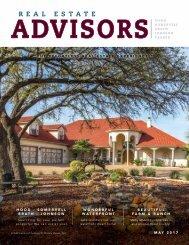The Real Estate Advisors Magazine - May 2017