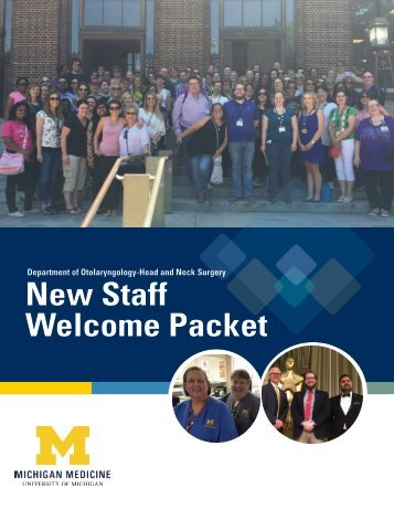 Updated 2017 New Staff Packet