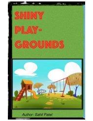 Zine Final Project - Shiny Playgrounds
