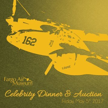 2017 Celebrity Auction Catalog