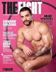 THE FIGHT SOCAL'S LGBTQ MONTHLY MAGAZINE MAY 2017