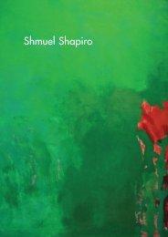 Shmuel Shapiro - Ausstellungskatalog - Galerie Schrade