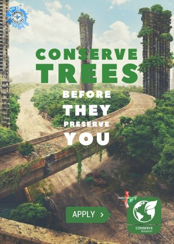 Project Conserve powered by AIESEC in Bangalore