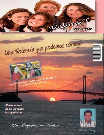 Valora-T segunda Edicion 2017