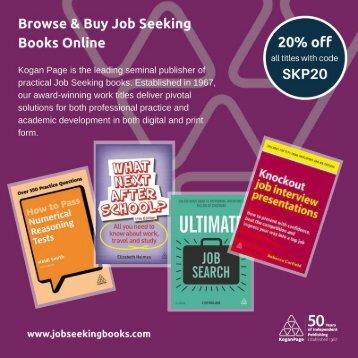 Browse & Buy Job Seeking Books Online
