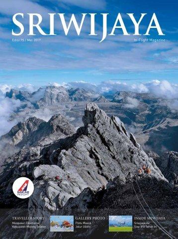 Sriwijaya Inflight Magazine Mei 2017