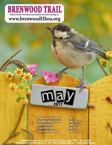 Brenwood II May 2017