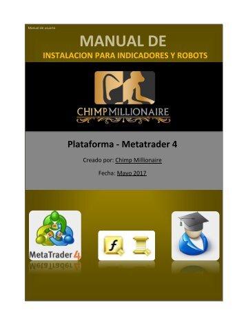 Manual de Usuario_Instalacion de Indicadores y Robots