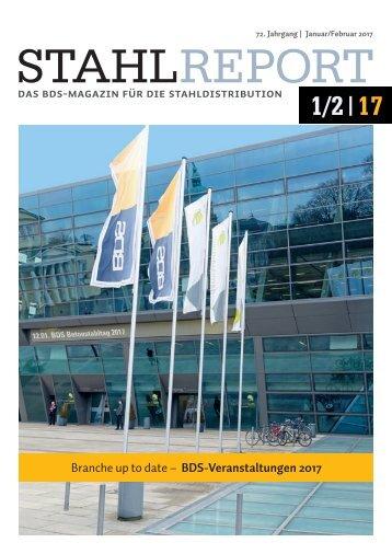 Stahlreport 2017.01