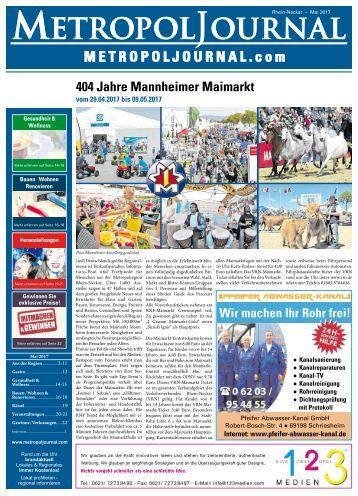 Mai 2017 - Metropoljournal