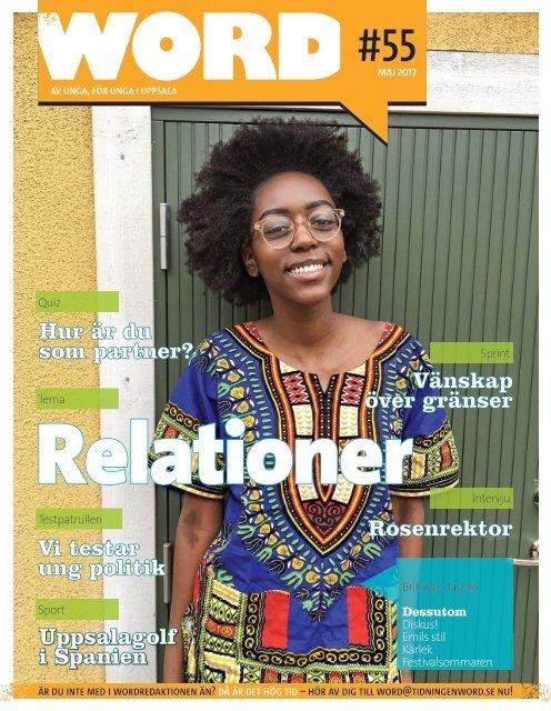 Word #55: Relationer