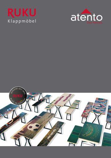 RUKU Digitaldruck Katalog - 2017