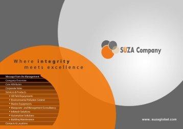 Suza Group profile