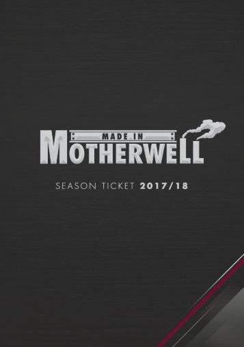 Season Ticket Booklet Draft