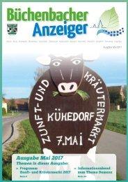 Mai 2017 - Büchenbacher Anzeiger
