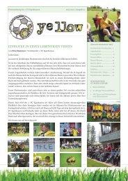 YELLOW | Vereinszeitung 1. FC Egenhausen Juni 2011
