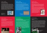 Ausstellungsplan 2012 - Stadt Gelsenkirchen