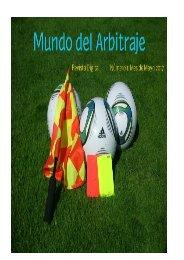 Revista Digital Mundo del Arbitraje