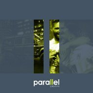 Parallel Creative Online Brochure