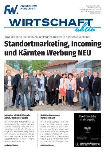 Onlinezeitung - April 2017