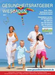 Gesundheitsratgeber Wiesbaden 2017