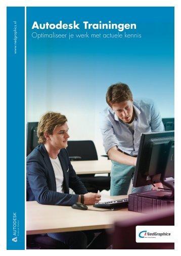 Brochure- Autodesk Trainingen