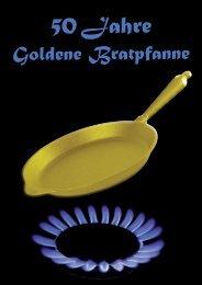 Goldene Bratpfanne - Kochklub Gastronom Hamburg eV