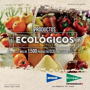 productos ecologicos del 27 abril al 10 de mayo 2017
