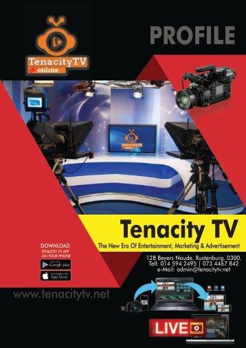Tenacity TV Profile