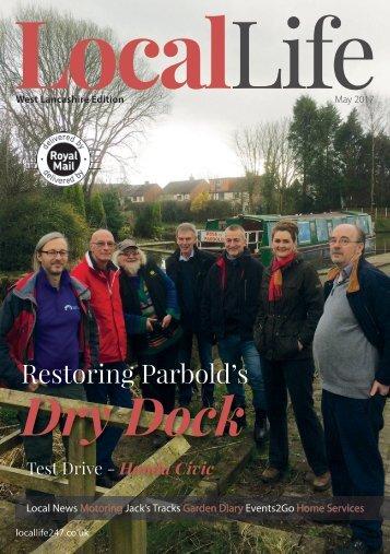 Local Life - West Lancashire - April 2017