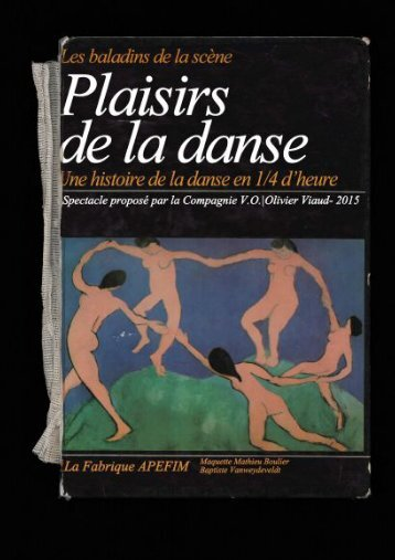 livre indesign danse olivier viaud10planches