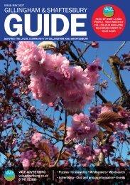 Gillingham & Shaftesbury Guide May 2017