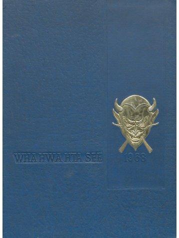 WHHS 1968