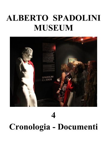 4 PARTE ALBERTO  SPADOLINI MUSEUM PDF