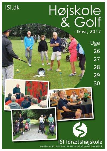 Hoejskole-Golf-brochure-2017