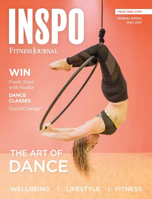 INSPO Fitness Journal May 2017