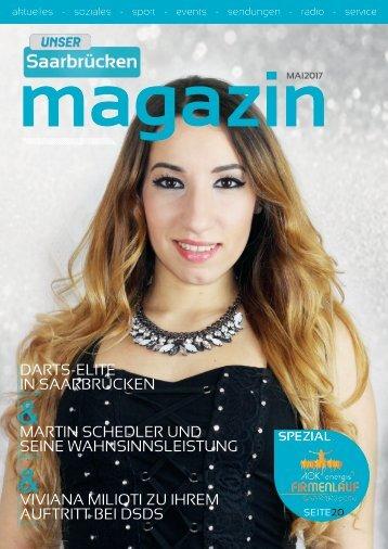 Unser Saarbrücken Magazin Mai