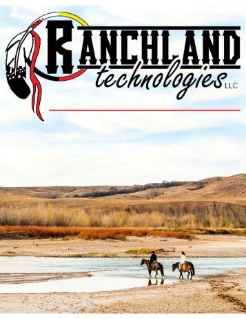 Ranchland Technologies Catalog 2017