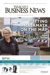 Waikato Business News September/October 2017