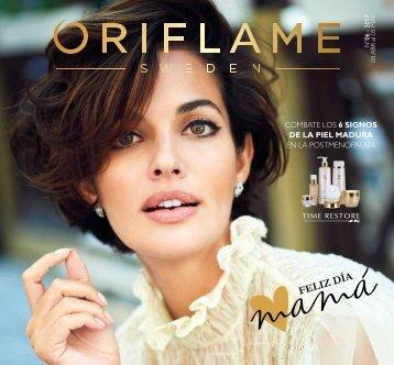 ORIFLAME,8 DE ABRIL AL 5 DE MAYO 2017