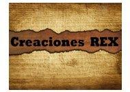 Catalogo REX