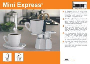 Mini Express® - Bean There