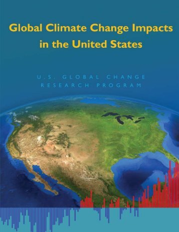 Climate Impacts Report - Earth to Sky