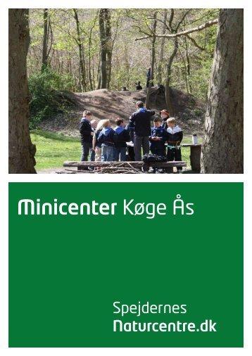 Minicenter Køge Ås - Naturcentre