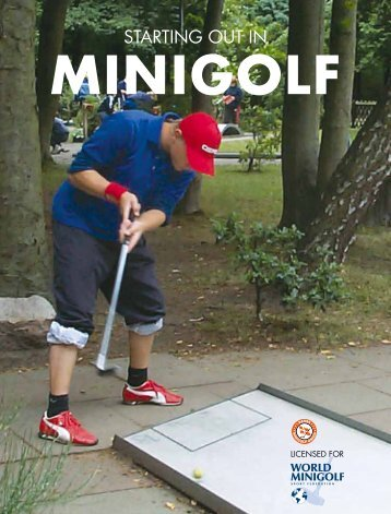 STARTING OUT IN - World minigolf sport federation