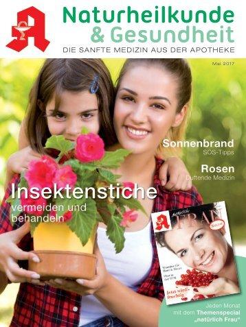 "Leseprobe ""Naturheilkunde & Gesundheit"" Mai 2017"