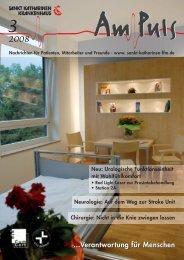 3/2008 - Sankt Katharinen-Krankenhaus
